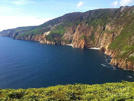 Slieve League Donegal by Kevin Gallagher