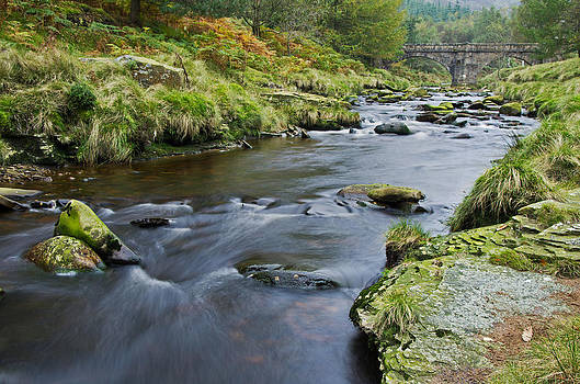 Slippery stones by Pete Hemington
