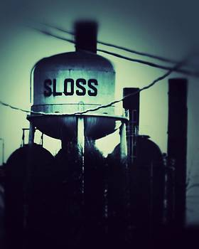 Sloss Furnace Birmingham Alabama by The Art With A Heart By Charlotte Phillips