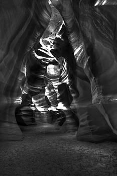 Slot Canyon by Bill Marder