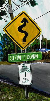 Slow Down by Katie Sasser