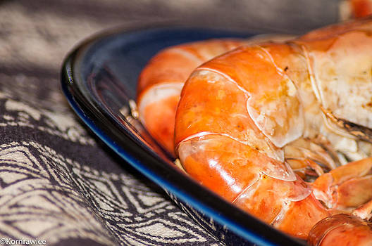 Slow food for good health by Kornrawiee Miu Miu