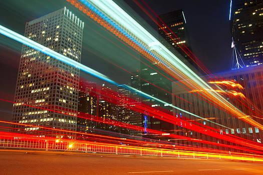 Slow Motion LA by Darren Bradley