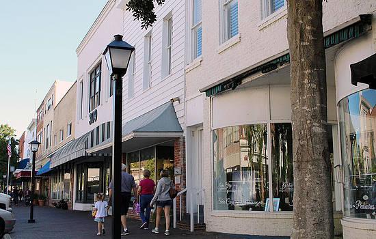 Small Town USA by Carolyn Ricks