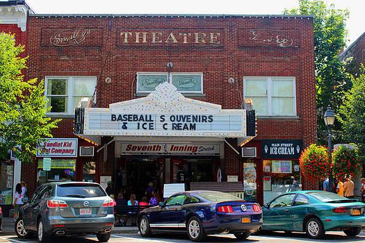Smalley's Theatre  by Bob Whitt