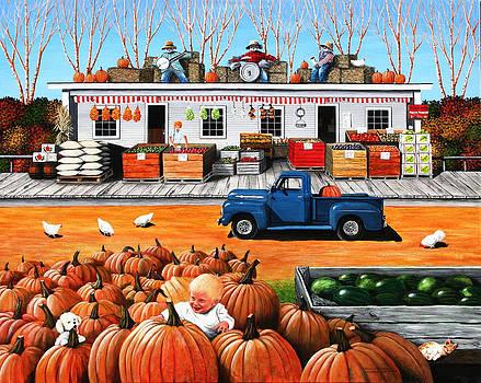 Smashin' Pumpkins by Wilfrido Limvalencia