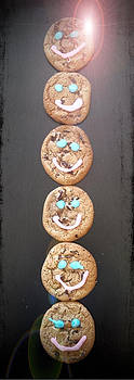 Smile Cookies by Ted Mahy