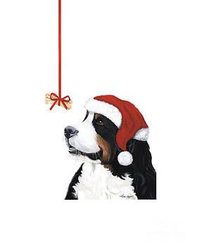 Smile Its Christmas Phone by Liane Weyers
