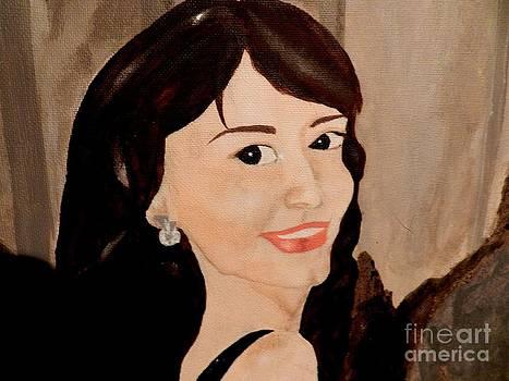 Smile by Olga R