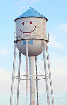 Steve Augustin - Smiley the Water Tower