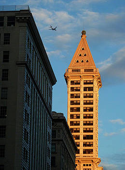 Smith Tower by Spencer Bodian