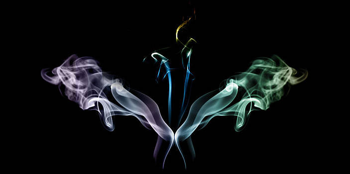 Smoke Madness by Cecil Fuselier
