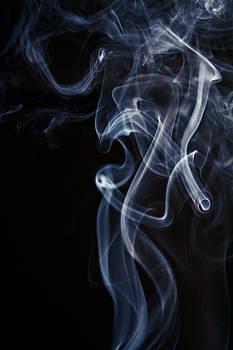 Smoke Swirls by Soccer Dog Design