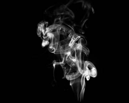 Smoke Waves by Cecil Fuselier
