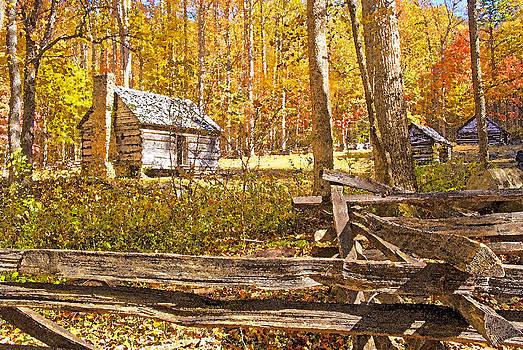 Dennis Cox - Smokies Log Cabins