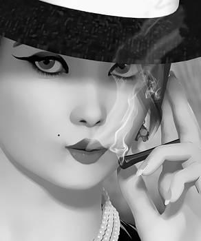 Nina Bradica - Smokin-2
