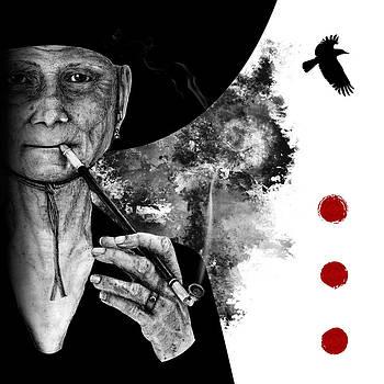 Penny Collins - SMOKING CRONE