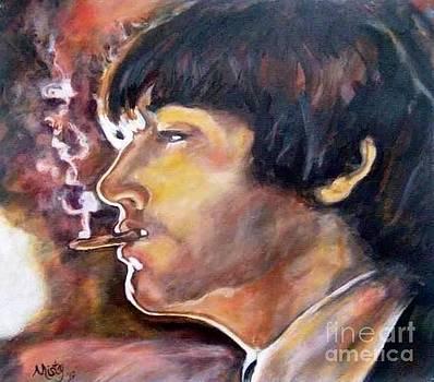 Smoking Paulie by Misty Smith