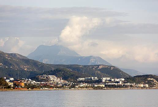 Ramunas Bruzas - Smoky Clouds