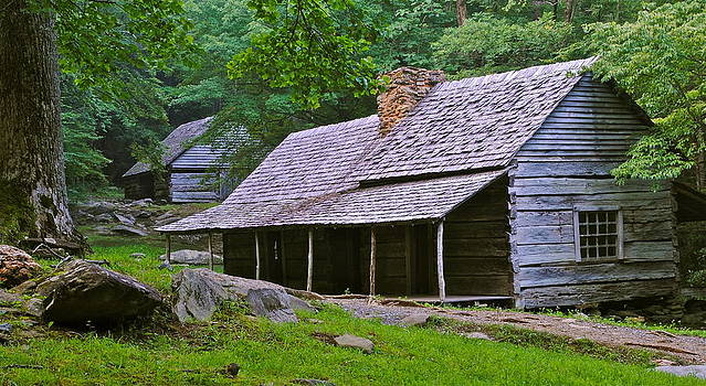 Frozen in Time Fine Art Photography - Smoky Mountain Cabins