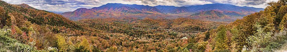 Heather Applegate - Smoky Mountain Overlook