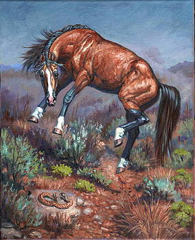 Sn neigh kk by Kerry Nelson