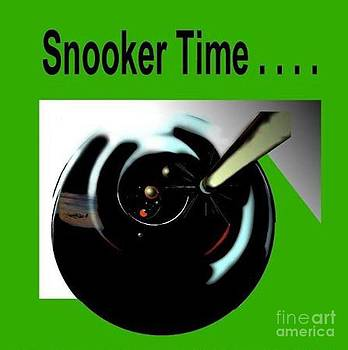 Snooker Time by Liam O Conaire