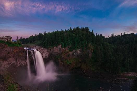 Gene Garnace - Snoqualmie Falls