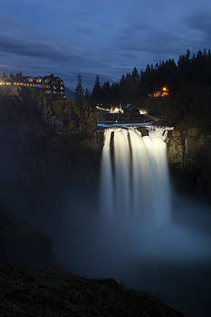 Snoqualmie Falls by Summer Kozisek