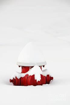 Oscar Gutierrez - Snow Covered Hydrant