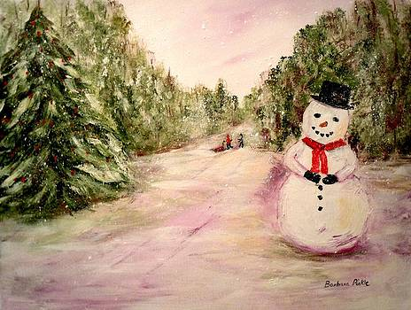 Snow Day by Barbara Pirkle