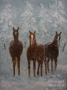 Snow Day by Sherri Anderson
