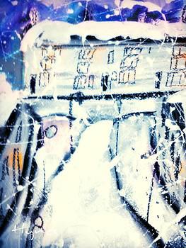 Snow Fell by Michelle Hynes