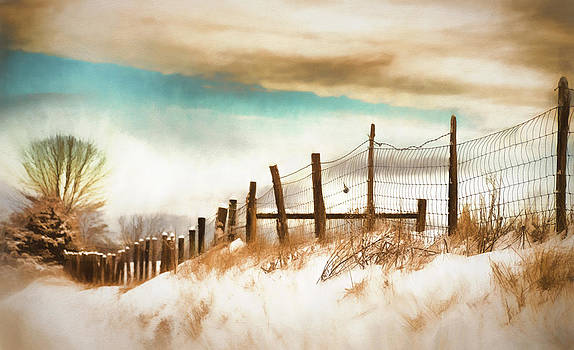 Snow In The Valley by Kathy Jennings