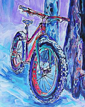 Snow Jam by Judy  Rogan