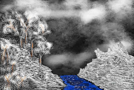 Snow land by Jiovanni Dim