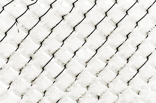 Andee Design - Snow Link Fence