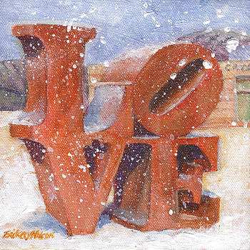 Snow Love by Erika Nelson