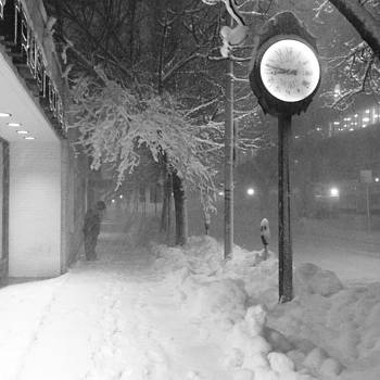 Snow Time by Corey Sheehan