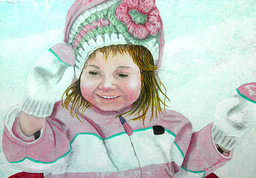 Snow Time by Terry Honstead