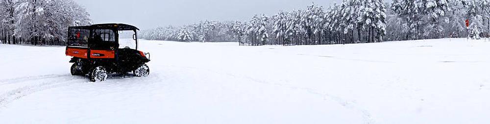 Charlie and Norma Brock - Snow Tracks