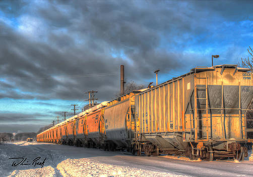 William Reek - Snow Train