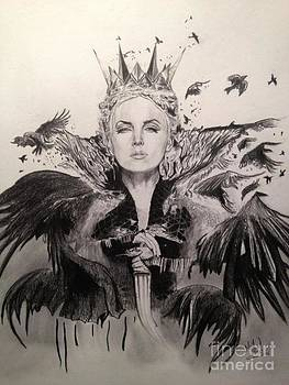 Snow White And The Huntsman by Michael Iglesias