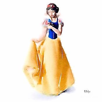 HELGE Art Gallery - Snow White