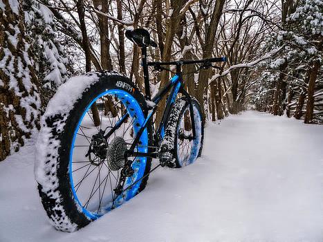 Eric Benjamin - Snowbike