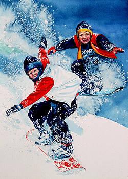 Hanne Lore Koehler - Snowboard Psyched