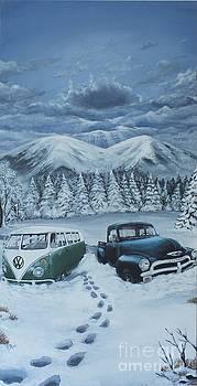 Snowed In by Jeremy Reed
