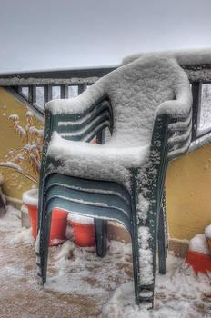 Snowfall by Leonardo Marangi