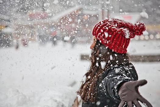 Snowflakes by Dimitar Vatev