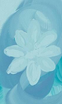Snowflower by  Alice Butera